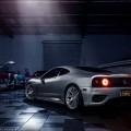 AG Wheels M610 Mesh Ferrari