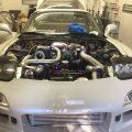 Mazda RX-7 twin turbo