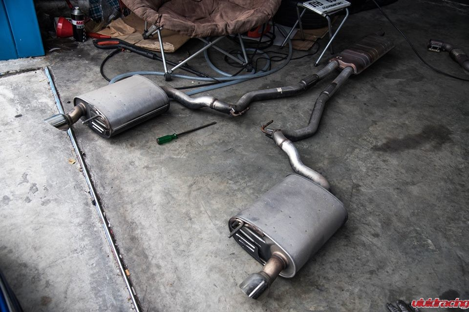 Ford Mustang, 2.3L EcoBoost, ArmyTrix supreme exhaust