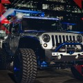 Rigid Industries Radiance LED light bar, Jeep, truck