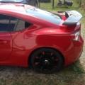 Seibon GD Style Carbon Fiber Rear Spoiler, Toyota GT-86, Scion FRS