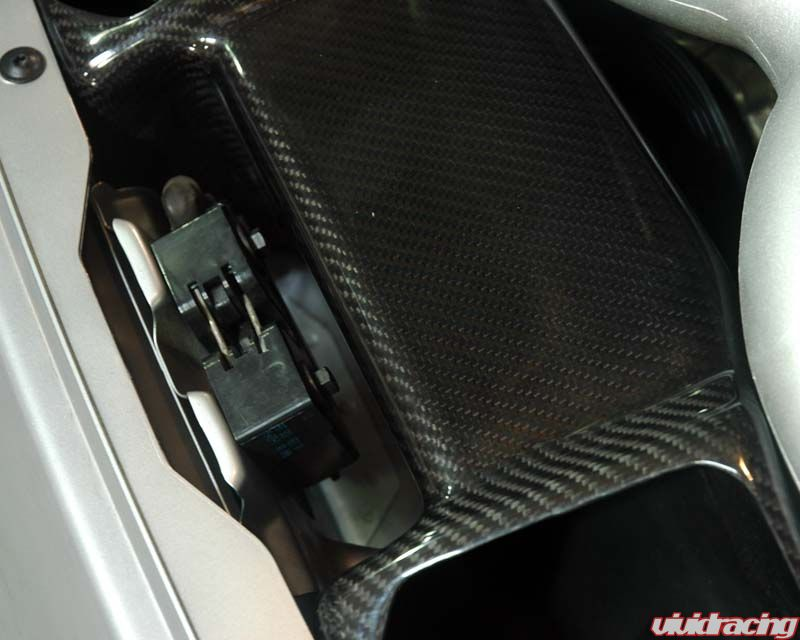 Carbon Fiber Air Intake For The 997.2