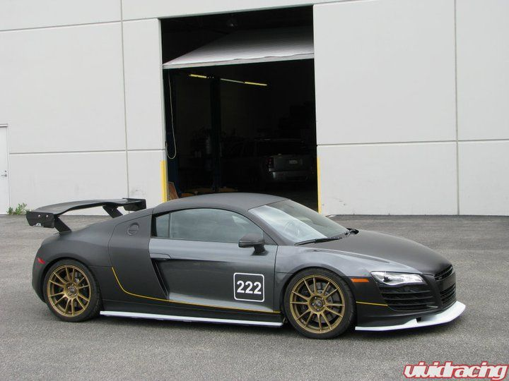 Apr Performance Takes On The Audi R8 Vivid Racing News