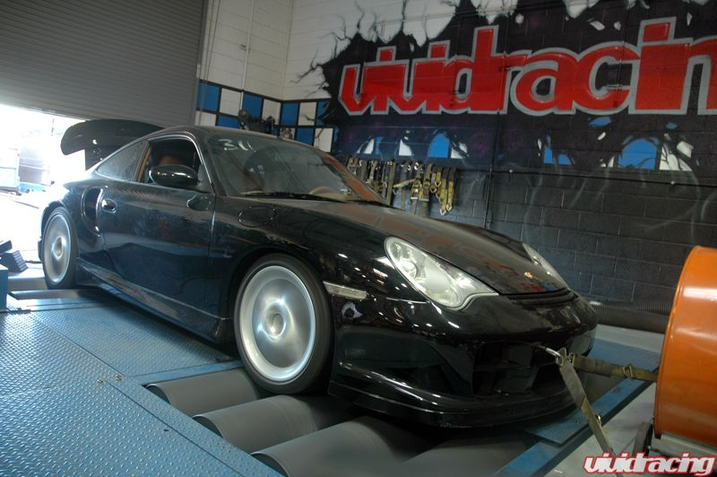 Tial A28 Turbo'ed 996tt Tiptronic