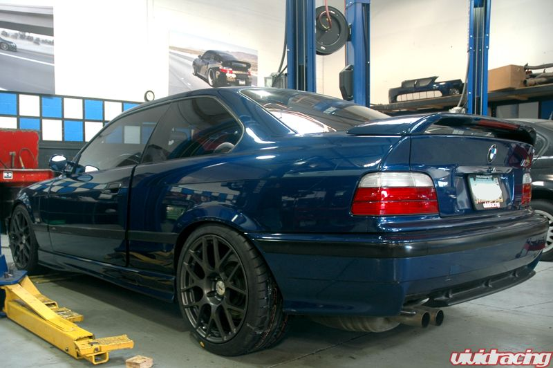 Tsw Wheels On A E36 Bmw M3 Looks Good Vivid Racing News