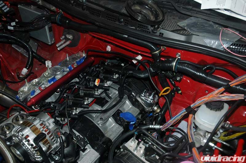 project 20b mazda rx8 begins at vivid racing vivid racing news rh vividracing com rx8 wiring harness connectors rx8 wiring harness diagram