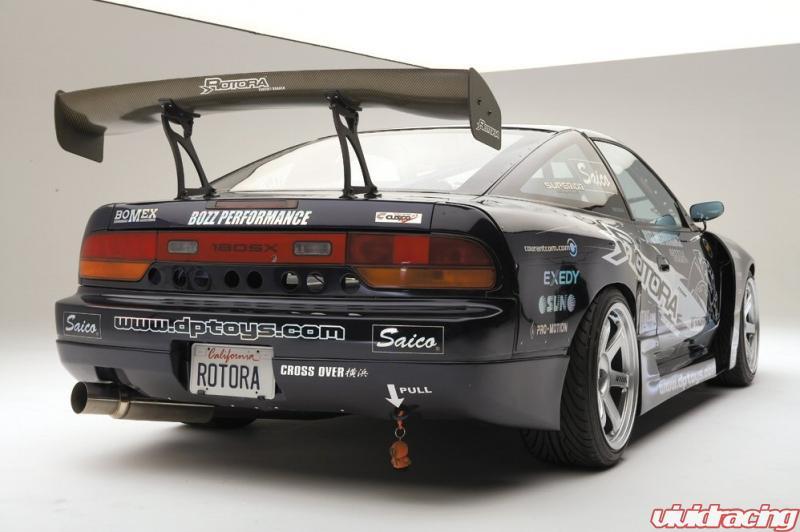 Rotora D1gp Nissan Silvia 13 5 240sx For Sale Vivid Racing News