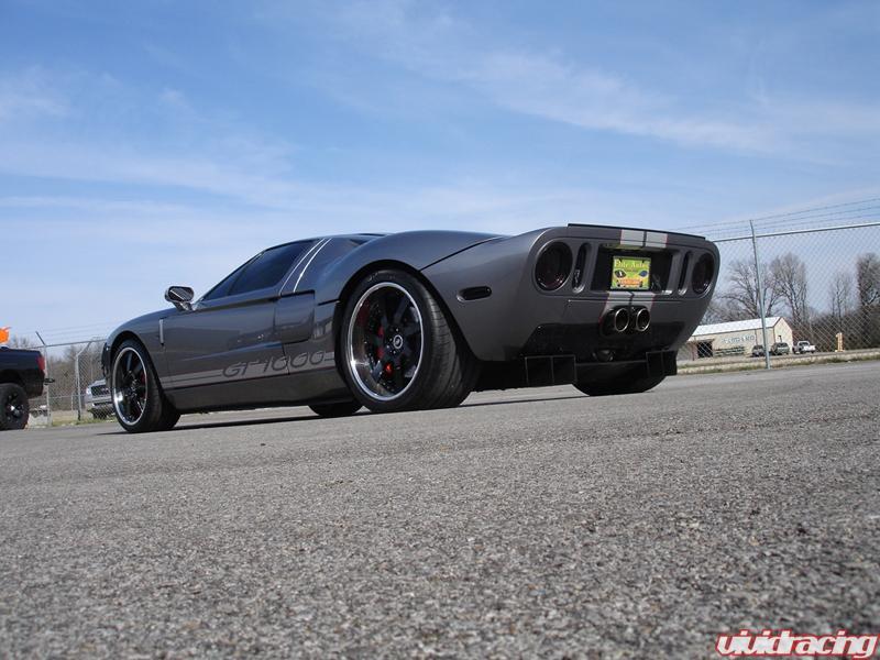 Ford Gt Black