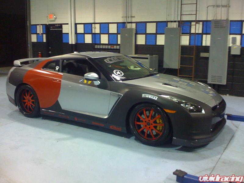 Project Gt R And Evo X Are Off To Sema 6speedonline Porsche Forum And Luxury Car Resource