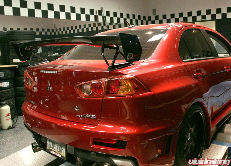 Evo X Apr Gtc200 Wing Evolutionm Mitsubishi Lancer And Lancer Evolution Community