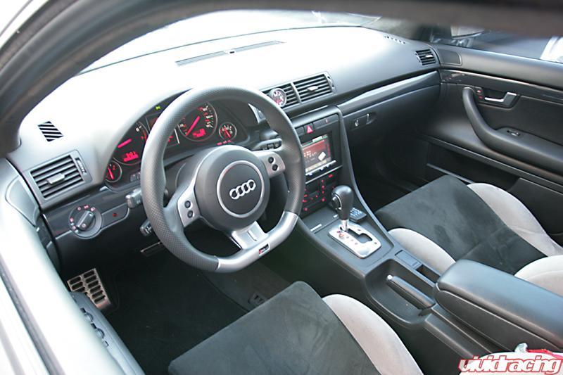 Audi a4 avant b5 tuning shop