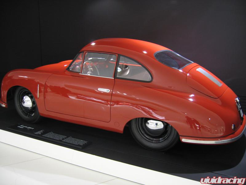 Porsche Museum Tour From Stuttgart Germany Vivid Racing News