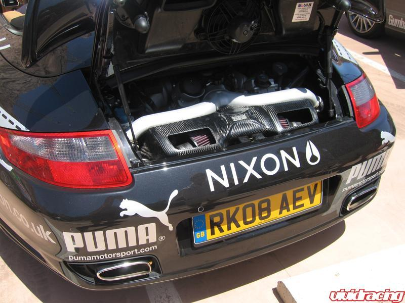 VR630 Horsepower Kit on Porsche 997 Turbo Cab