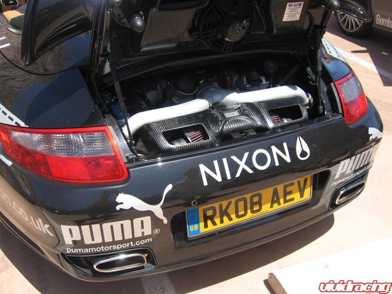 VR630 Horsepower Kit on Porsche 997 Turbo Cab