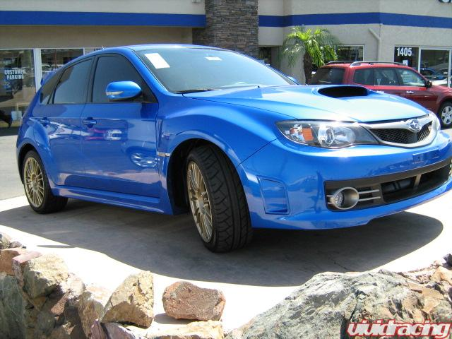 Vivid Racing And Camelback Subaru Partner Up For 09 Sti