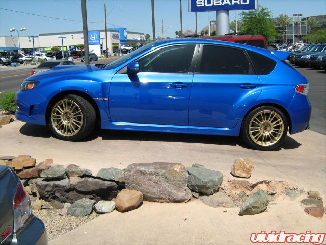 Vivid Racing And Camelback Subaru Partner Up For 09 Sti Build Vivid Racing News