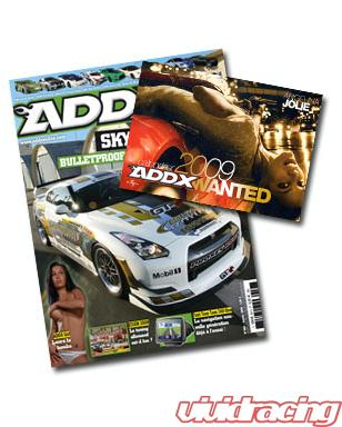 addx magazine in france features vr evo x at sema vivid racing news. Black Bedroom Furniture Sets. Home Design Ideas