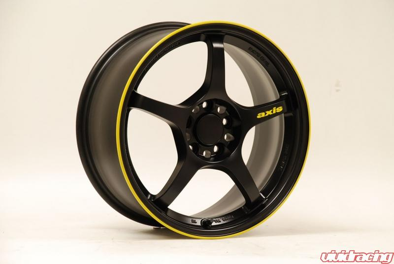 New Axis Circuit Wheel By Rays Vivid Racing News