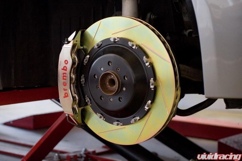 Brembo S New Gt R Brake Kit Pics Not Mine Bmw M5