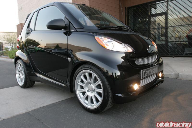 Full Carlsson Smart Car Cabriolet