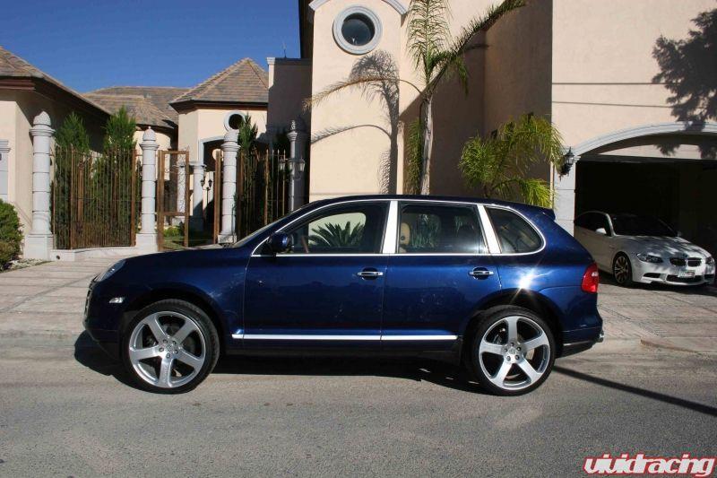 Fresh 2008 cayenne with 23in mansory wheels 6speedonline porsche forum and luxury car resource