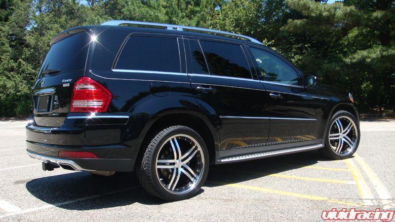 Mercedes gl450 sporting 22inch vossen wheels vivid for Power wheels mercedes benz gl450