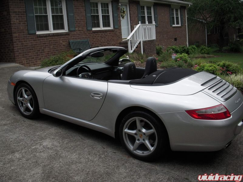 Porsche 997 Cab Flashed With VRTuned