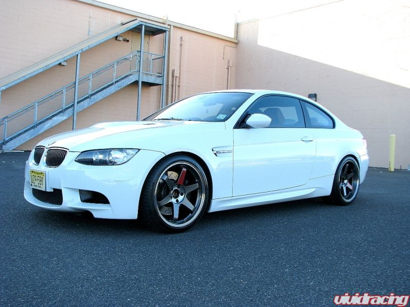 Volk Te37 Sl On E92 Bmw M3