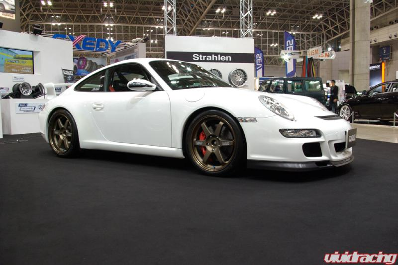Volk Te37 Bronze Wheels On Porsche 997 Gt3 Vivid Racing News
