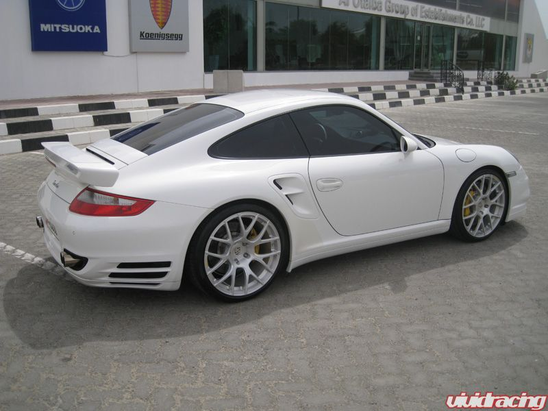 White Brushed And Yellow Check It 6speedonline Porsche Forum And Luxury Car Resource