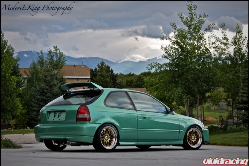 Show Clean Honda Civic With Jline Wheels Status Seats