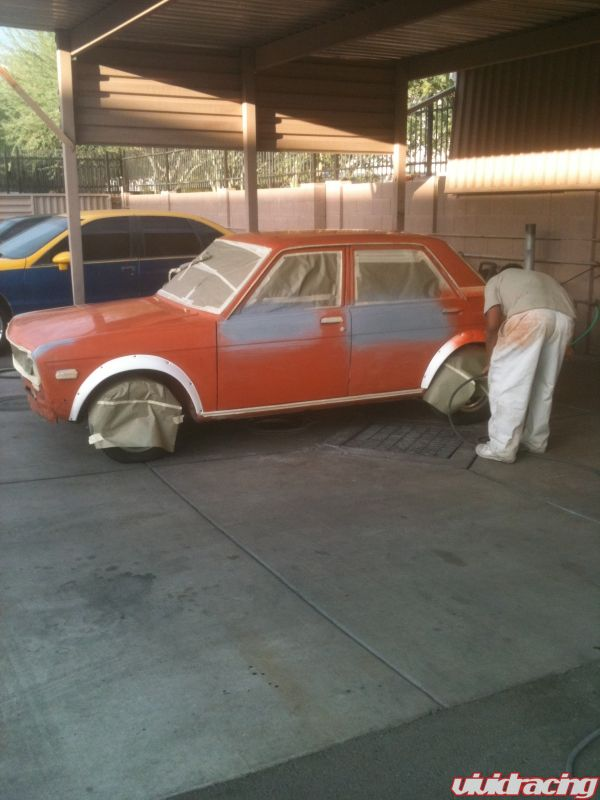 Project Datsun 510 The Looking Good Stage Vivid Racing News
