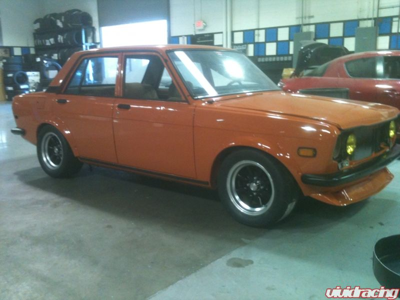 Project Datsun 510… The Looking Good Stage – Vivid Racing News