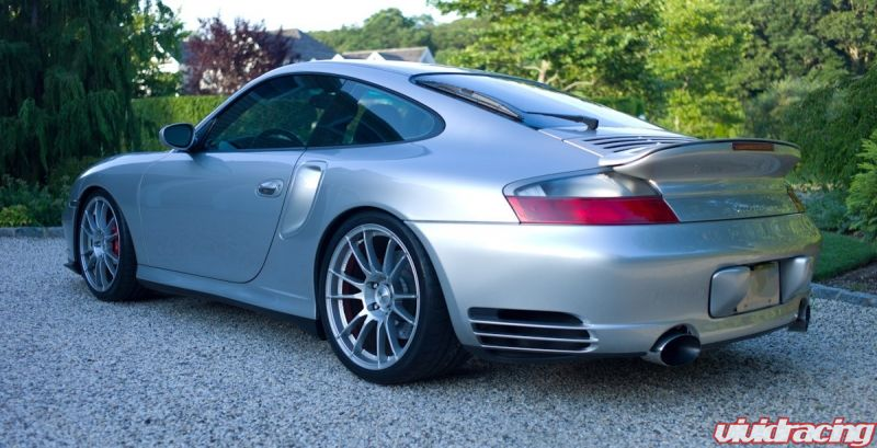 Classic Porsche 996 Turbo With Small Mods For Big Effect