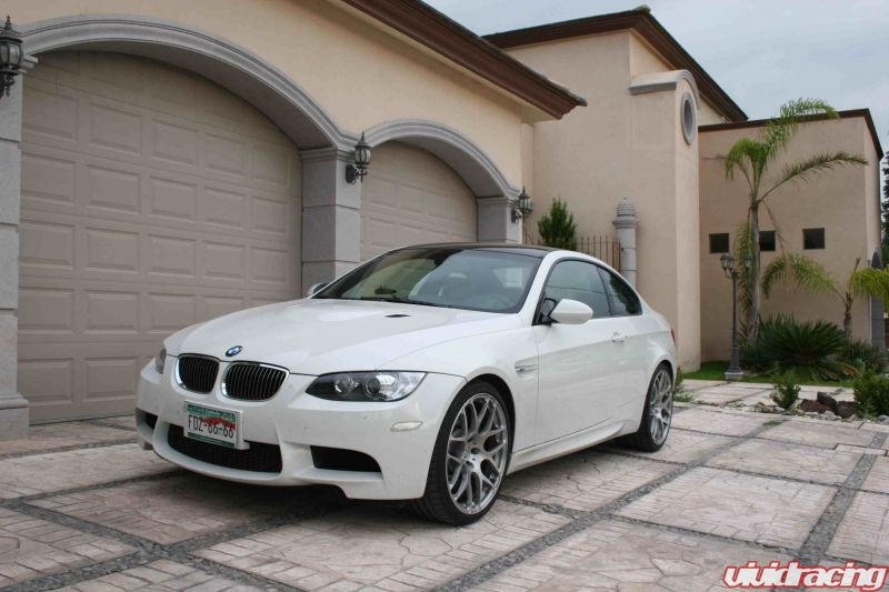 E92 M3 With Hre P40 Wheels 20inch