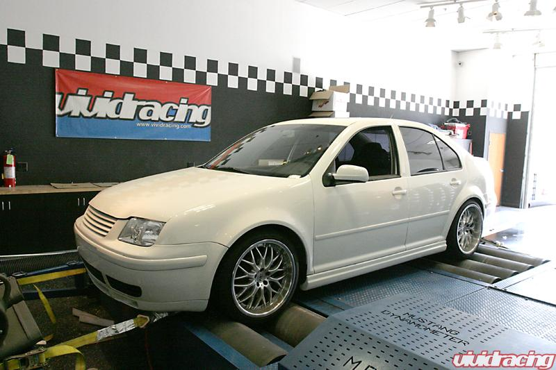 Vr Dyno S A Modified Volkswagen Jetta 1 8t Vivid Racing News