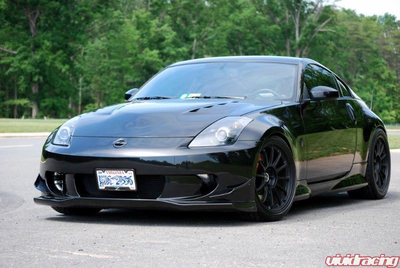350z Takeover Of The Vr Blog 5 Nasty Nissans Vivid