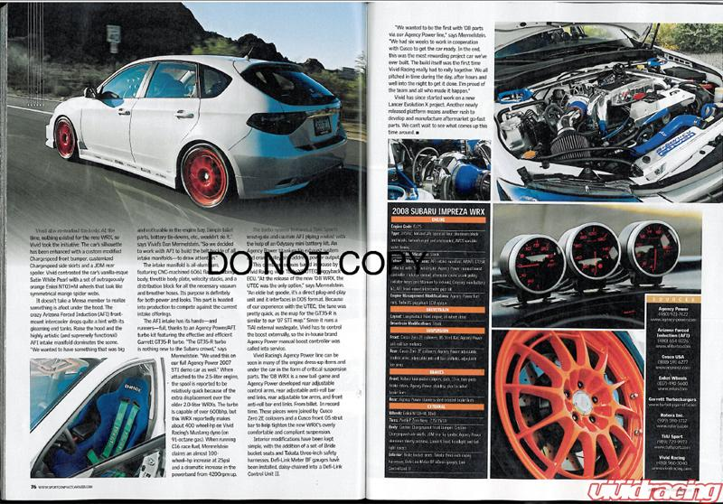 Sports Compact Car Magazine 95
