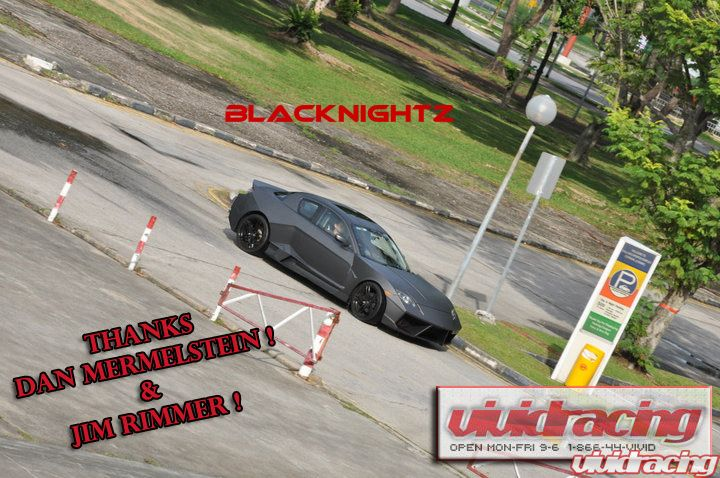Shawn's Battleship Mazda Rx8 From Singapore
