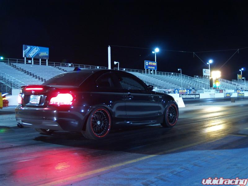 Phoenix Nissan Vivid Racing News » BMW 135I Hits the Drag Strip in Phoenix
