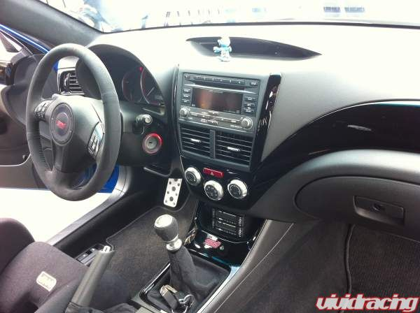 2011 Subaru Sti Sedan In Mod Heaven We Win Vivid