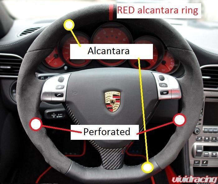 Dct Motorsports Sneak Peak Of New Custom Porsche Steering