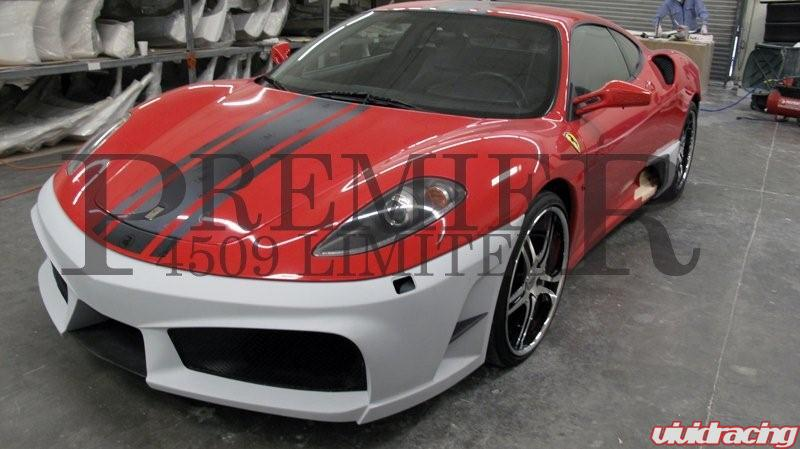 vivid racing news sneak peak of veilside premier ferrari f430 body kit. Black Bedroom Furniture Sets. Home Design Ideas