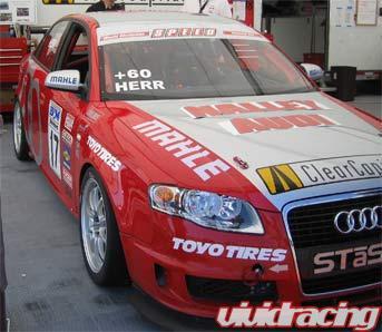 Vivid Racing Proudly Presents Stasis Engineering Race