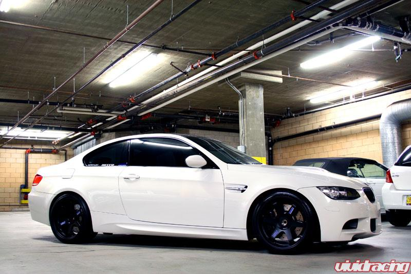 Another E92 M3 Killing It On Volks Vivid Racing News