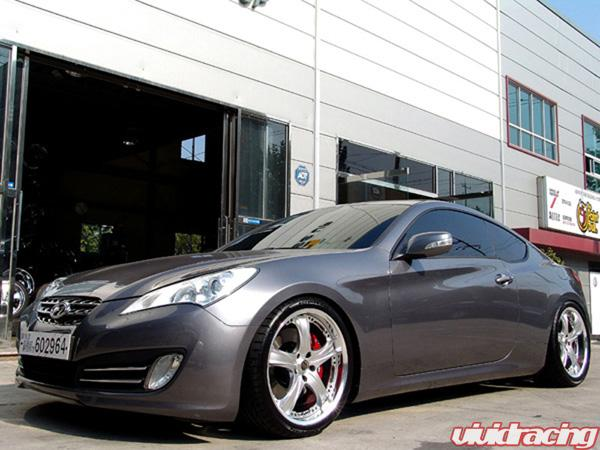 Cars Under 5k >> More Hyundai Genesis pics – Vivid Racing News