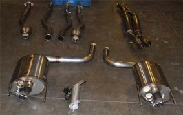PPE Engineering - Headers, Catted Downpipes