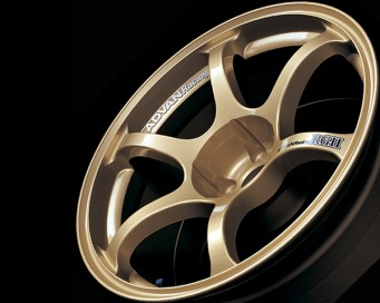 Advan RG II Wheels