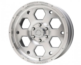 American Outlaw Colt Wheels
