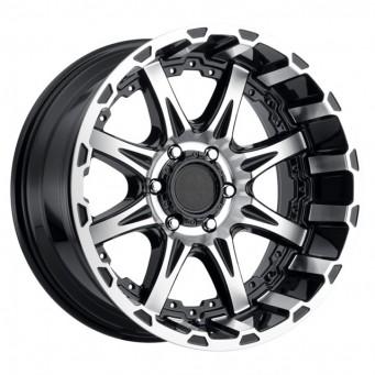 American Outlaw Doubleshot Wheels